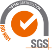 View our SGS Certificate