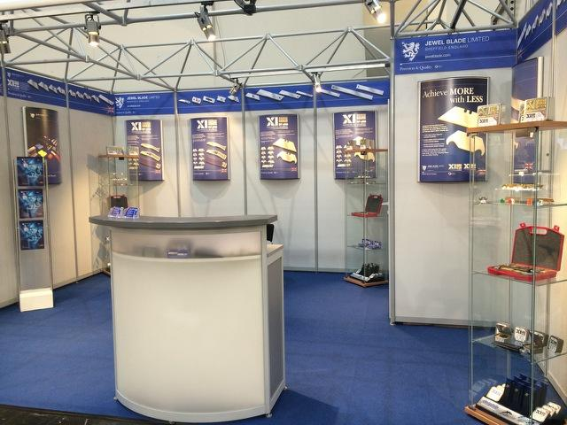 The New Year got off to a great start for Jewel at Domotex 2014