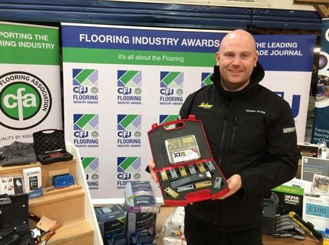CFA/CFJ Apprentice of the Year Award
